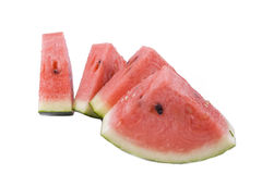 Slice watermelon Royalty Free Stock Images