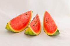 Slice of watermelon Stock Photos