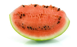 Slice of watermelon Royalty Free Stock Photos