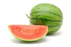 Slice of watermelon Stock Photography