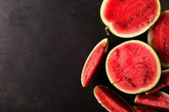 Slice watermelon Royalty Free Stock Image
