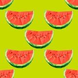 Slice of watermelon. Stock Photography