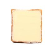Slice of wheaten bread Stock Photos