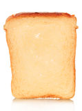 Slice of white bread Stock Photos