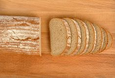 Sliced ​​bread Royalty Free Stock Photos
