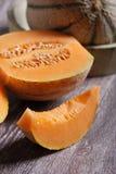 Sliced melon Royalty Free Stock Photography