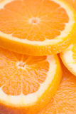 Sliced ​​oranges Stock Photo