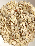 Sliced Almonds Stock Images