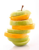 Sliced apple Royalty Free Stock Photo