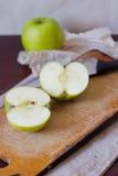 Sliced Apple Stock Image