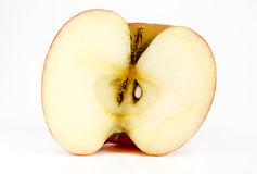 Sliced apple Stock Photography