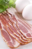 Sliced Bacon Stock Photos