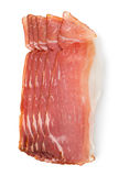 Sliced bacon Royalty Free Stock Photos