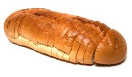 Sliced baguette Stock Photo