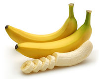 Free Sliced Banana Stock Images - 58836044