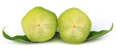 Sliced Bilimbi fruit Royalty Free Stock Photography