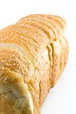 Sliced Bread. On white background Stock Image