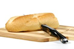 Sliced Bread Royalty Free Stock Photography