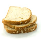 Sliced bread. This is a photo of some sliced bread Royalty Free Stock Photography