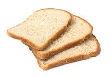 Sliced bread closeup Stock Photo