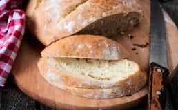 Sliced bread Stock Image