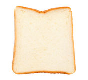 Sliced bread. Isolated on a white background Royalty Free Stock Images