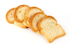 Sliced of bread Stock Photos