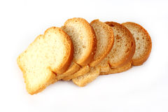 Sliced of bread Royalty Free Stock Photo