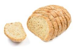 Sliced bread loaf Stock Image