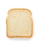 Sliced Bread On White Stock Image