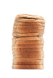 Sliced bread pile Royalty Free Stock Photo