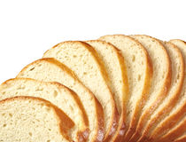 Sliced Bread Slices Stack Royalty Free Stock Image