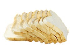 Sliced bread Stock Image