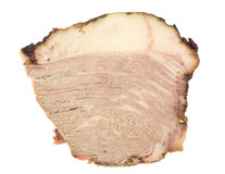 Sliced Brisket Royalty Free Stock Photos