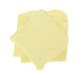 Sliced Butter Stock Photography
