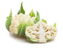 Sliced cauliflower Royalty Free Stock Photography
