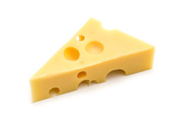 Sliced cheese Stock Images