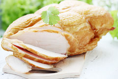 Sliced ??chicken Stock Images
