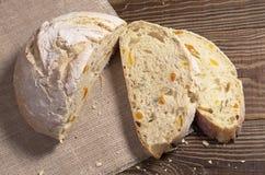 Sliced ciabatta bread Royalty Free Stock Photography