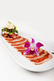 Sliced duck breast 4 Stock Image