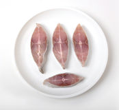 Sliced fish Royalty Free Stock Photography