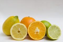 Sliced fresh fruit Royalty Free Stock Photography