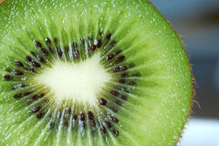 Sliced fresh kiwi Royalty Free Stock Photos