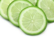 Sliced fresh lemon Royalty Free Stock Photo