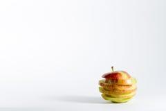 Sliced fruit Stock Photography