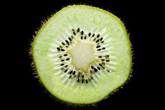 Sliced kiwi fruit Royalty Free Stock Photography