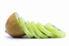 Sliced Kiwi fruit Royalty Free Stock Photography