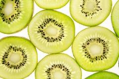 Sliced kiwi fruit Royalty Free Stock Image