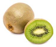 Kiwi fruit isolated Royalty Free Stock Photos