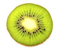 Sliced kiwi isolated Royalty Free Stock Photos